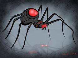 1-24-14 Creepy Spiders