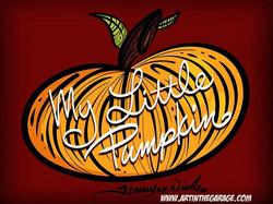9-27-16 My Little Pumpkin
