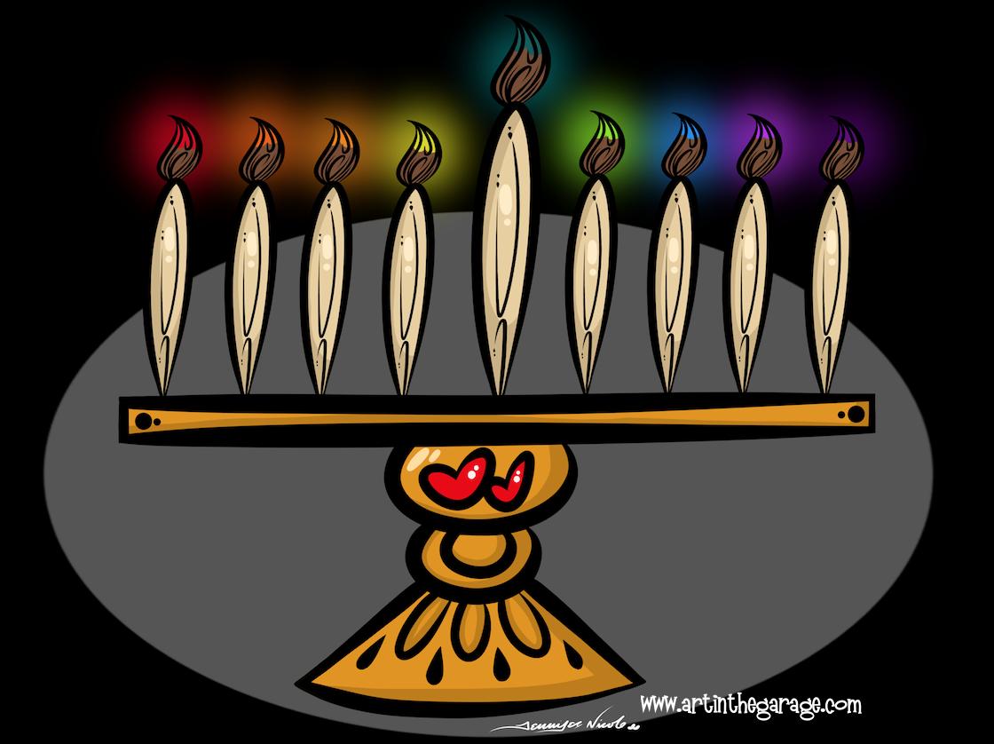 12-8-15 Happy Chanukah