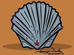 8-26-17 Seashell