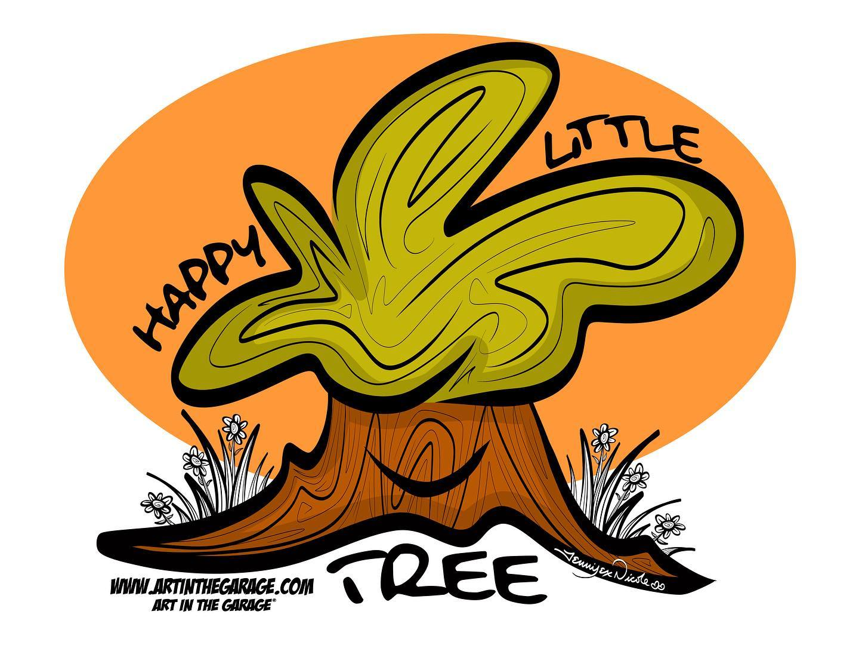 10-12-20 Happy Little Tree