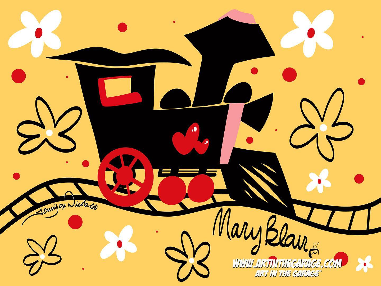 10-21-20 A Very Mary Blair Daily