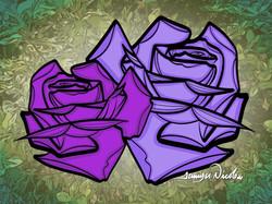 6-2-20 Sister Roses