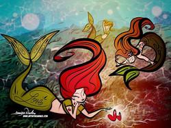 1-11-19 Mergirl Love. Ah..