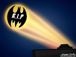 6-10-17 RIP Batman
