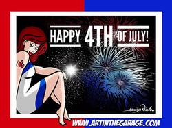 7-4-18 Happy Fireworks Folks