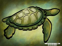 6-3-21 Turtle