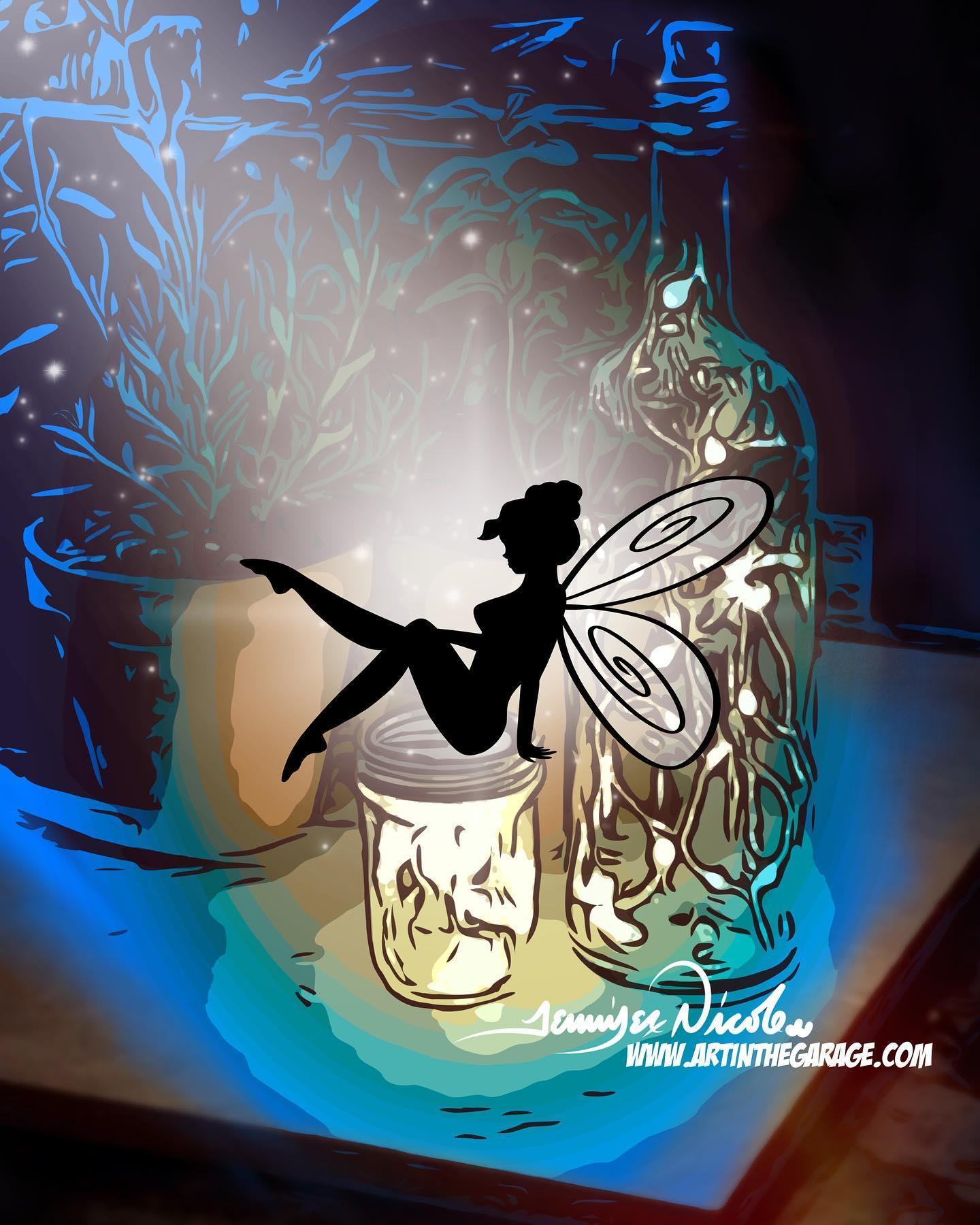 6-7-20 Fairy Lights