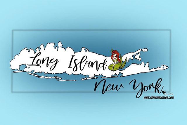 9-9-19 Long Island: Mermaid