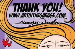 4-16-19 Thank You From Art In The Garage