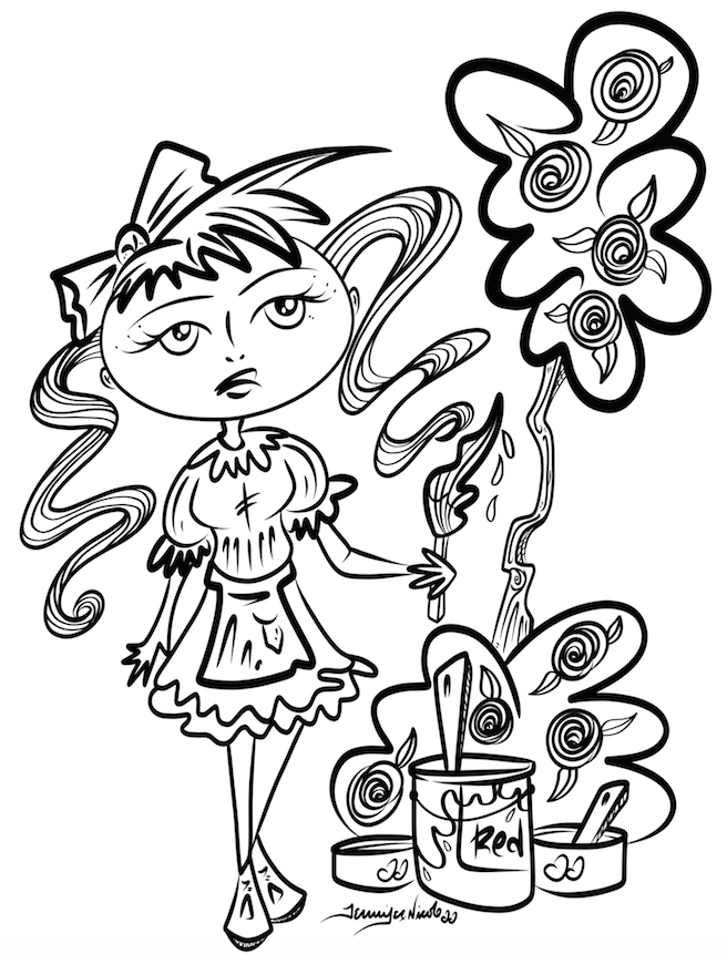 9-28-15 It All Began With Alice Outline
