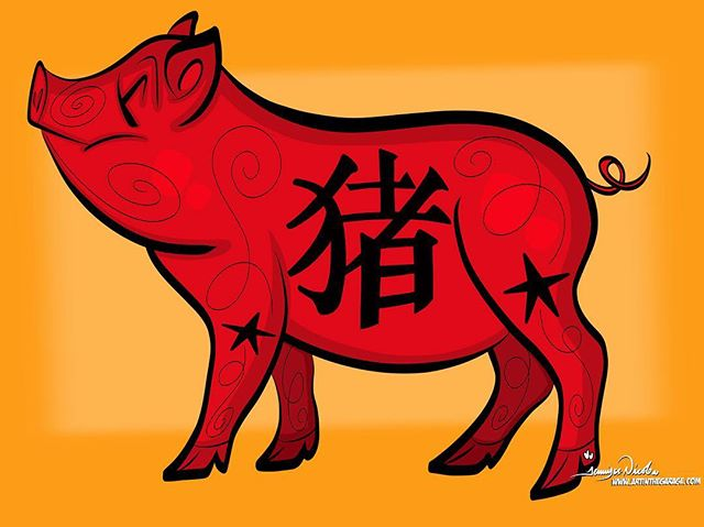 2-5-19 Year Of The Pig