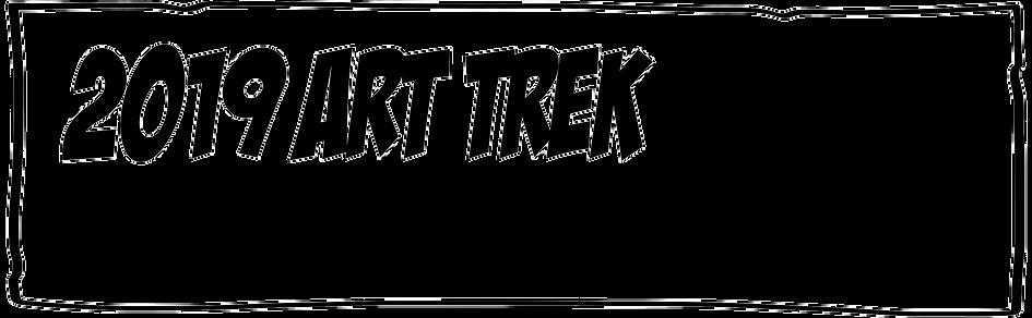 2019 ArtTrek By ArtnTheGarage