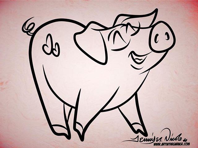 7-23-17 Sweet Piggy