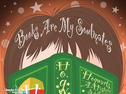 5-6-21 Hermione Granger Books Are My Sou