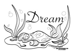 8-10-20 Dream Mergirl