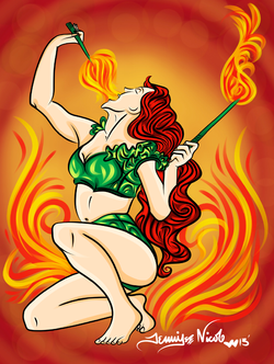 12-1-13 The Fire Eater