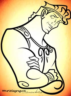 3-14-16 My Hero Hercules