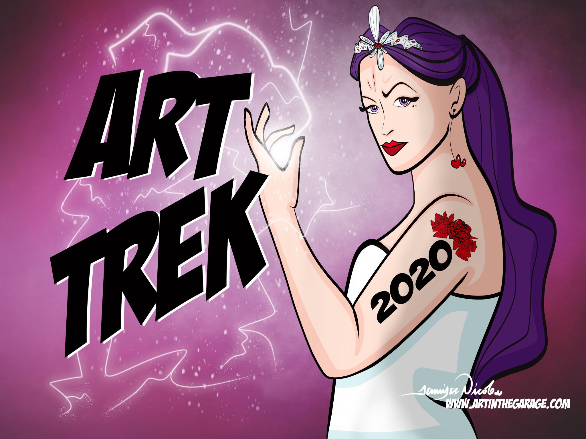 12-30-19 Art Trek 2020