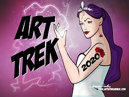 365 Art Trek 2020 By Jennifer Nicole Art In The Garage