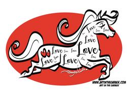 6-14-21 Love Horse