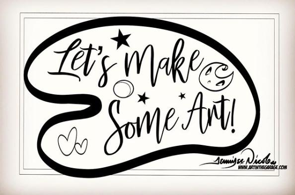 6-11-19 Let's Make Some Art