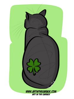 3-17-21 Lucky Cat