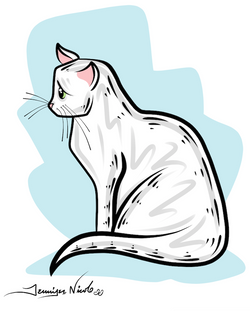 2-12-15 Clipart Kitty