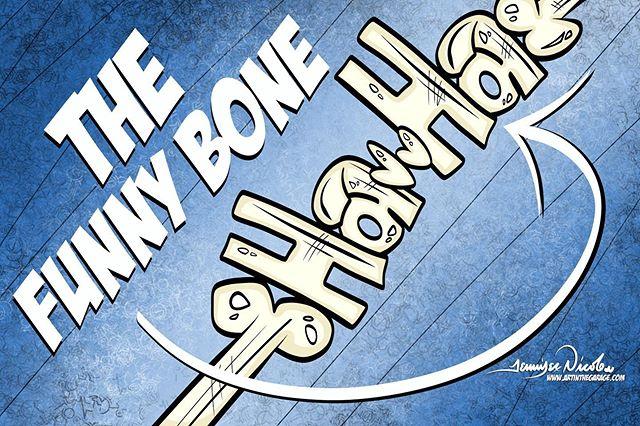 5-12-19 The Funny Bone