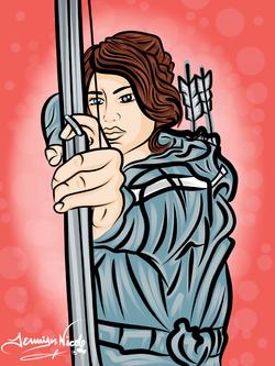 10-1-13 Katniss Everdeen