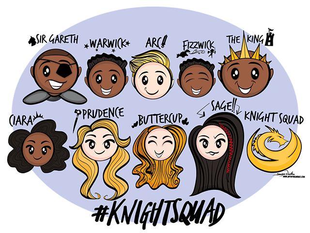 3-31-18 Knight Squad Emoji.