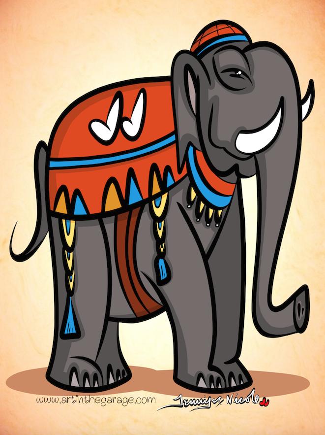 8-11-15 Elephant
