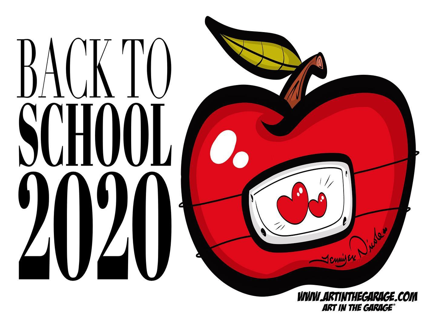 9-8-20 Back To School