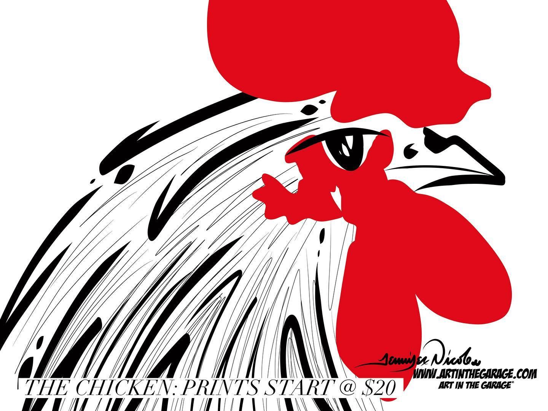 10-8-20 The Chicken