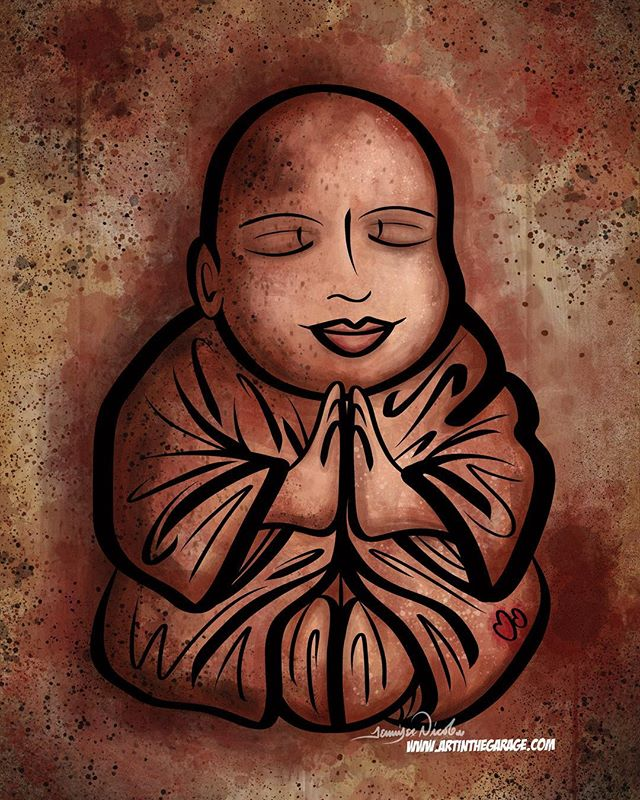 3-27-18 Buddha