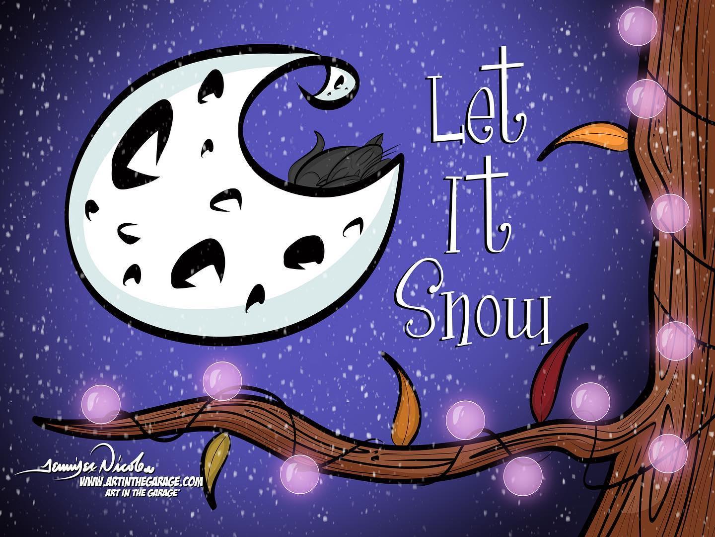 12-16-20 Let It Snow