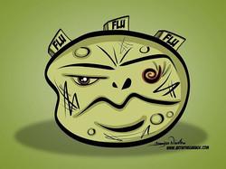 11-28-17 Evil Flu Bug