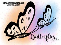 4-5-21 Butterflies