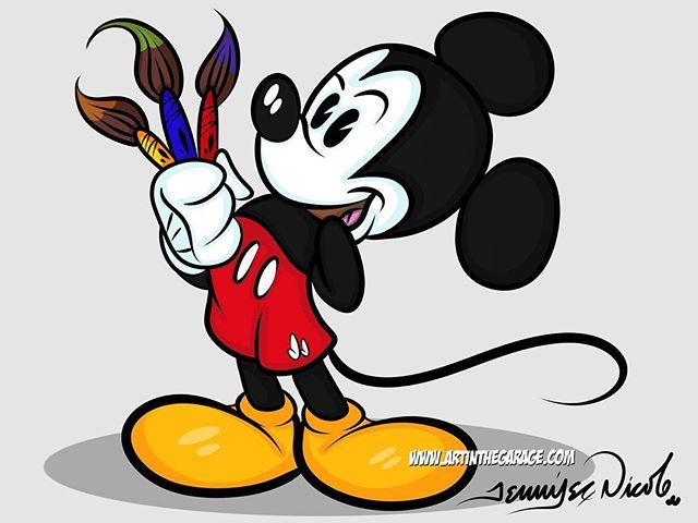 1-7-17 Mickey