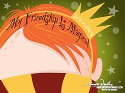 5-7-21 Ron Weasley My Friendship Is Magi