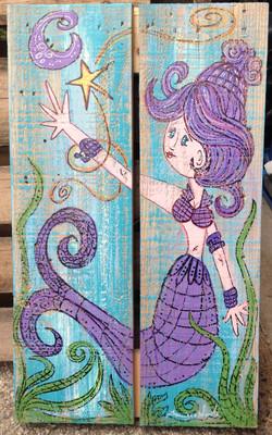 Mermaid Large Artwork