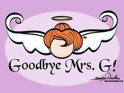 8-6-18 Goodbye Mrs G! #charlotteray #rip