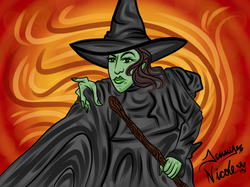 10-31-13 Wicked Witch