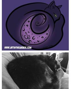 12-19-18 Moon Kitty