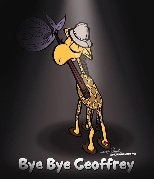 7-1-18 Bye Bye Geoffrey