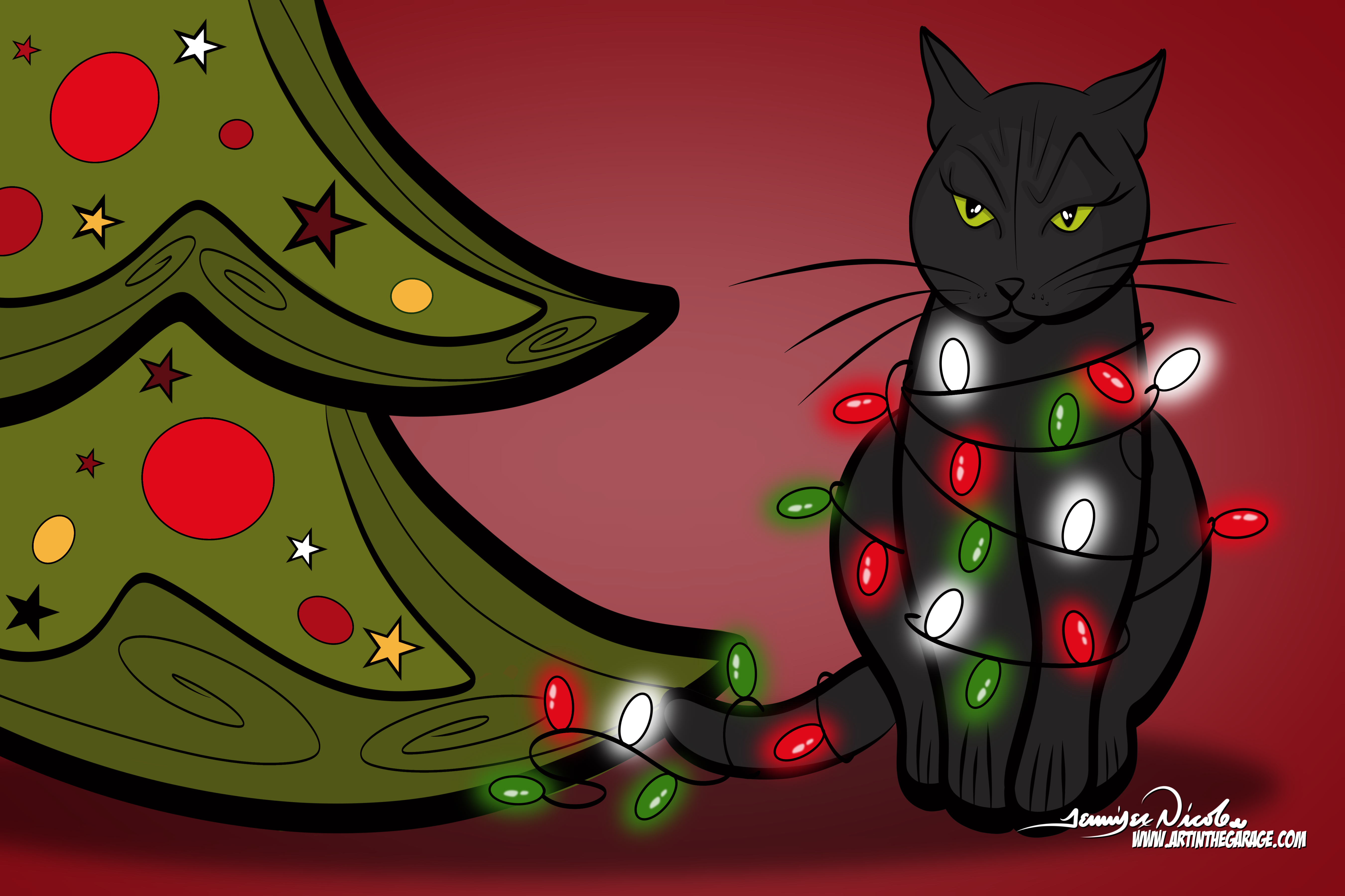 12-7-19 Holiday Decorations