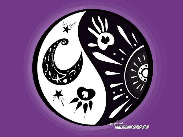 2-28-18 Personal Yin Yang