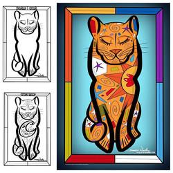 9-5-19 Fiesta Kitty