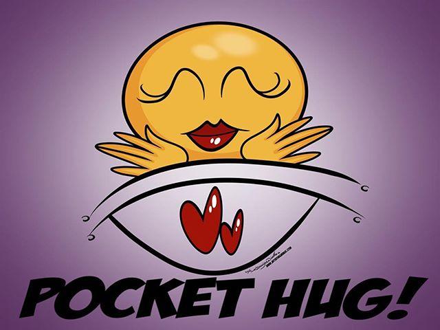 9-21-17 Pocket Hug