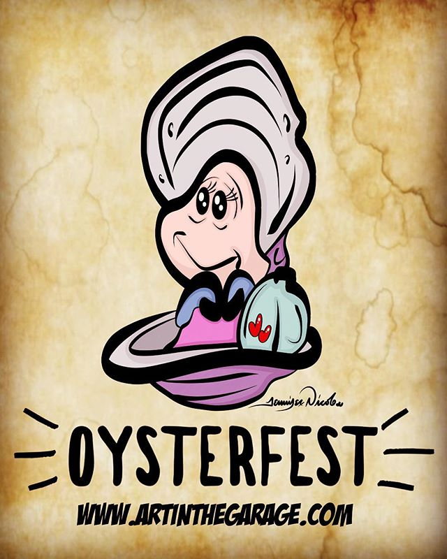 10-14-18 Ousterfest! Come buy..